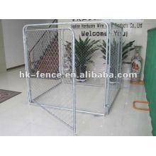 Cage de clôture de chaîne pour animaux de compagnie cage / animal de compagnie chenil (Grace de HT)