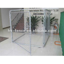 chain link fence pet cage /pet kennel (Grace from HT)