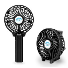 Laptop Computer Rechargeable Mini Fan with Water Tray