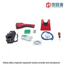 Detector de líquido de alta identificação com alarme de áudio / visual