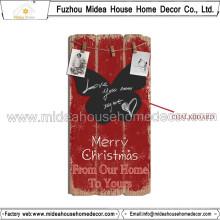 China Factory Custom Christmas Blackboard