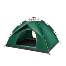 4 Person Pop Up  Family Camping Tent,Waterproof Windproof Hiking Military Beach Folding Automatic Popup Instant Tent