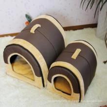 ICTI factry kundenspezifisches Großhandelshundehaus für Verkauf Haus für Hund
