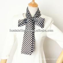 Señora Long Ombre Silk de la oficina Corbatas Personalizadas