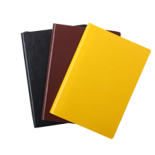 China Supplier Brothersbox Cheap Custom High Quality Leather Cover A5 Notebook