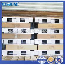 Environmentally friendly standard alumium warehouse pallet for industrial storage