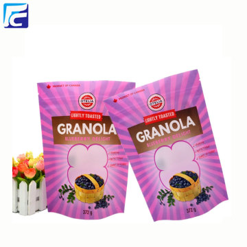 Food Grade Ziplock Plastic Bags For Snack