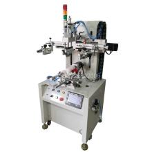 Машина для трафаретной печати пластиковых стаканчиков с автоматическим датчиком