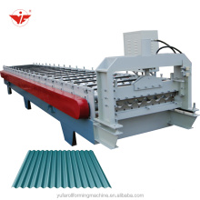hot sale corrugated machine price for metal sheet types