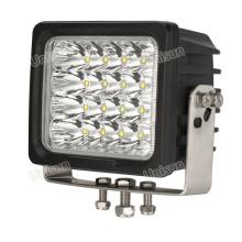 """12V-24V 6"""" 100W CREE LED Machine Working Lamp"""