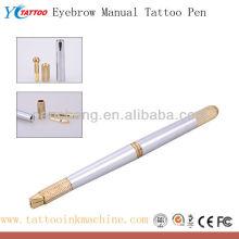 Pengcheng 3D sobrancelha manual Tattoo Pen