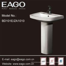 Ceramic Bathroom Pedestal Sinks/ Pedestal Basin