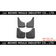 Plastic Injection Auto Fender Mould