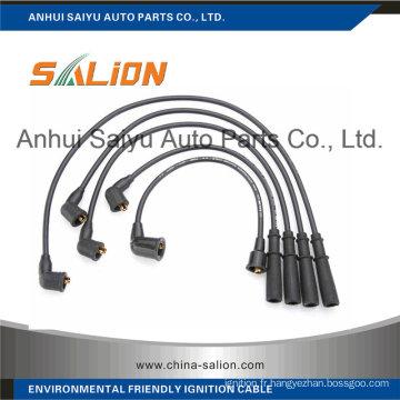 Igniton Cable / Spark Plug Wire pour Mazda (T485B)