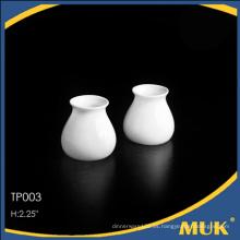 Productos únicos 2015 de la porcelana china porcelana blanca salsa de salsa