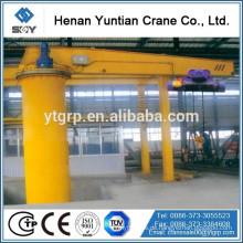 360 Grad-Säulen-Schwingen-Preis 5Ton Kranbalken-Kran-Preis von China