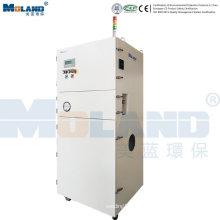 Unités d'extraction de fumées de nettoyage automatique pour la découpe plasma