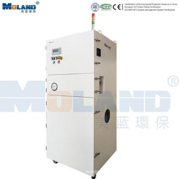Unidades de extração de fumos de limpeza automática para corte de plasma