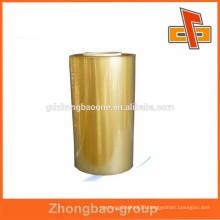 China Manufacturer Food grade PVC cling film
