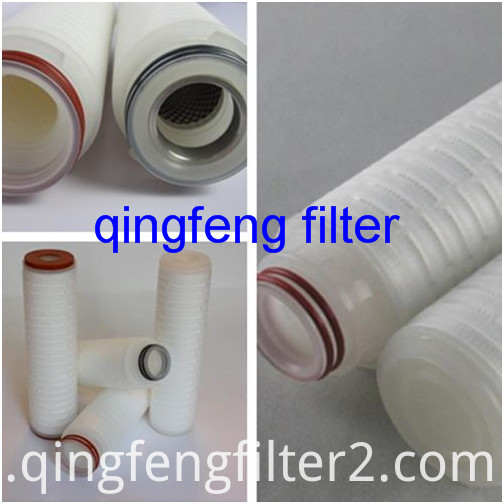 Absolute Polypropylene PP Pleated Filter Cartridge