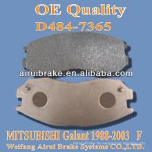 D484 MITSUBISHI Bremsbeläge von Galant 1988-2003