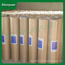 Panel de malla de alambre soldado de acero reforzado (fabricante de China)