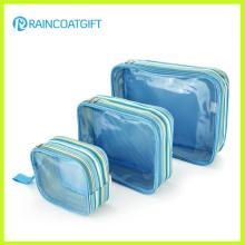 Transparent PVC Toilet Bag Rbc-012