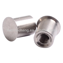 Stainless steel furniture hardware wood screw nut bolt