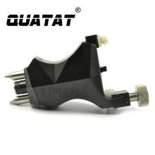 La machine de tatouage rotatoire QUATAT de haute qualité noir QRT09 OEM a accepté