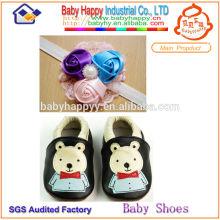 Chaussures en cuir de bébé sexy populaires et populaires en panda