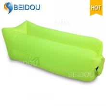 Saco perezoso de dormir Saco inflable de bolsa de aire Beanbag