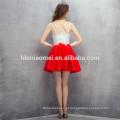 Alixpress venda quente mini vestido de noite nova moda cinta de espaguete plus size vestidos de dama de honra