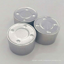 china Factory 23g Aluminum Tea light candle holders cups round for candle making wholesale