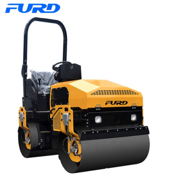 New Condition 3 Ton Diesel Road Roller Compactor For Sale