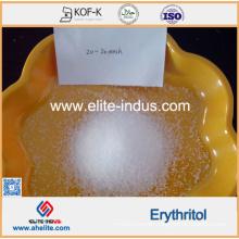 White Crystal Sweetener Erythritol 30-60/60-100/100 Mesh for Cholate