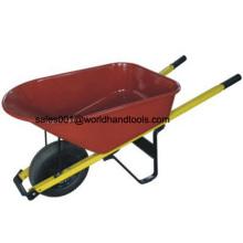 Straight Handle Wheelbarrow for North America and EU Market