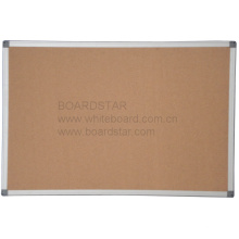 Aluminium gerahmte Korktafel / Bulletin Board (BSCCO-K)