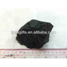 Natural Pedra preciosa áspera ROCHA, Magnetite crua Rocha de pedra