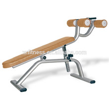 o mini banco ajustável do Sit-up / placa ajustável do Wab / placa abdominal / exercício 2014 novo modelo curvado senta-se acima do banco for sale