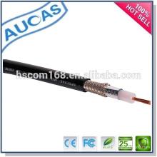 Belden rg58 rg59 rg6 CATV CCTV Koaxialkabel / commscope 75ohm siamesisches Messenger Kabel