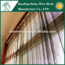 Dekorative Mesh Rolls zum Verkauf Metal Curtain Chainlink Mesh