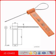 Сгкс-402 уплотнения кабеля RFID метки, стальной проволоки уплотнения