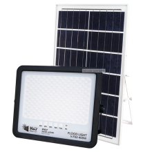 Intelligent remote control solar spotlight 400W