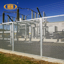 ce military anti-climb 358 high security fence,358 fence for upscale residential district,unique configuration prison 358 fence