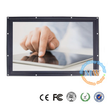 23 inch open frame LCD monitor with touch screen