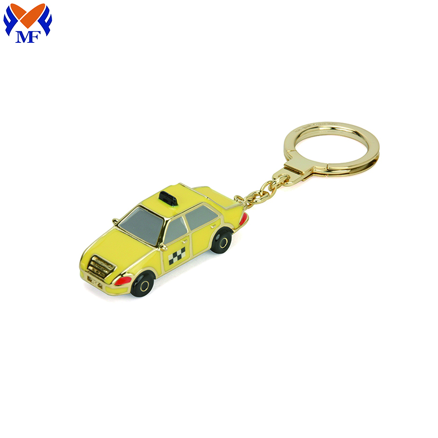 Car Keychain Custom Logo