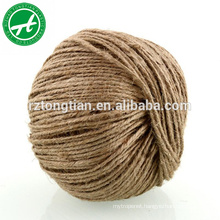 6mm,8mm hemp jute rope for sale hemp jute rupe for decoration
