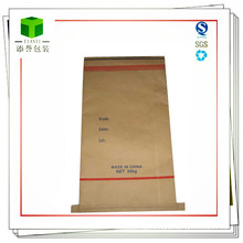 Customized Seam Bottom Paper Bag for Tea Sacks