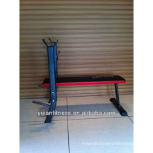 fitness, gym equipment, sit-up bench