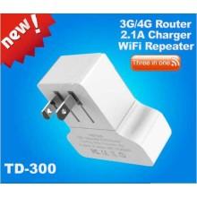 Extender - Repetidor WiFi inalámbrico de refuerzo - Repetidor WiFi